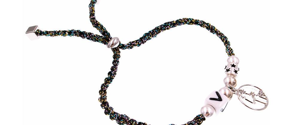 """Amelie Jewelry Zodiac """" Virgo """" Friendship Bracelet"""
