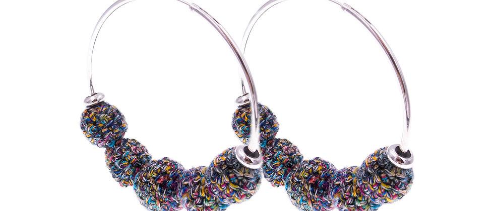 Amelie Jewelry Judith Earrings Rainbow