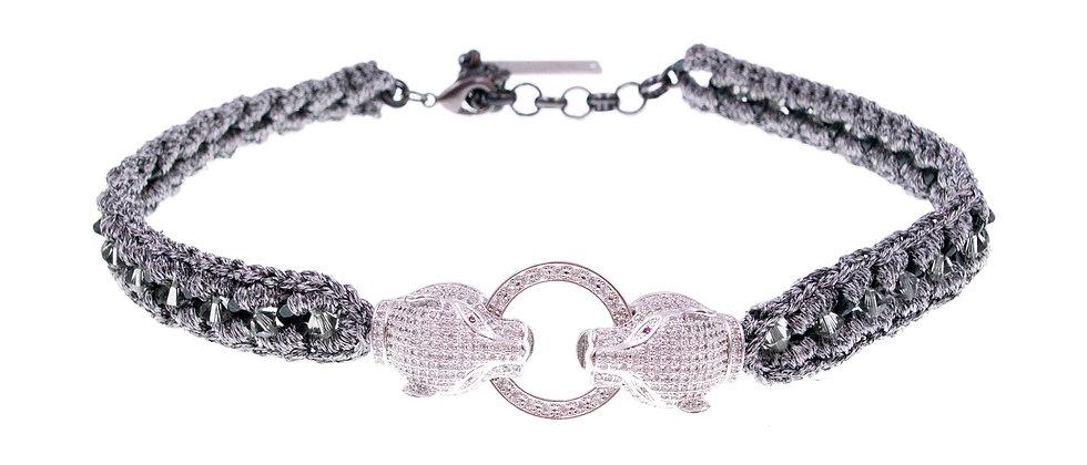 Amelie Jewelry Heather Choker