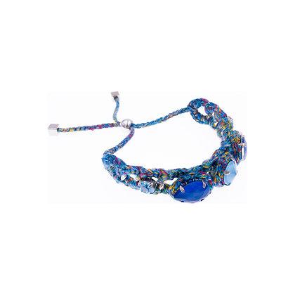 Amelie Jewelry Aaliyah Bracelet Blue