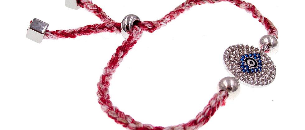 Amelie Jewelry Devil's Eye Friendship Bracelet