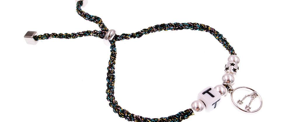 """Amelie Jewelry Zodiac """" Taurus """" Friendship Bracelet"""