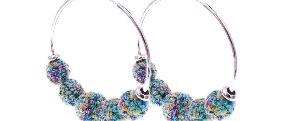 Amelie Jewelry Judith Earrings Green