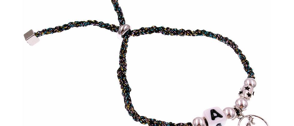 """Amelie Jewelry Zodiac """" Aquarius """" Friendship Bracelet"""