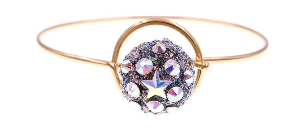 Amelie Jewelry Naomi Bangle Moonlight
