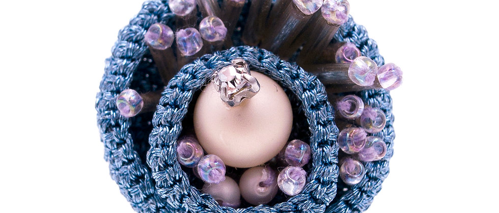 Adriana Ring Purple