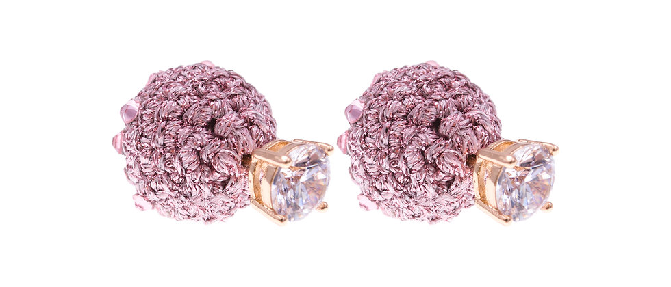 Amelie Jewelry Lilith Earrings Pink
