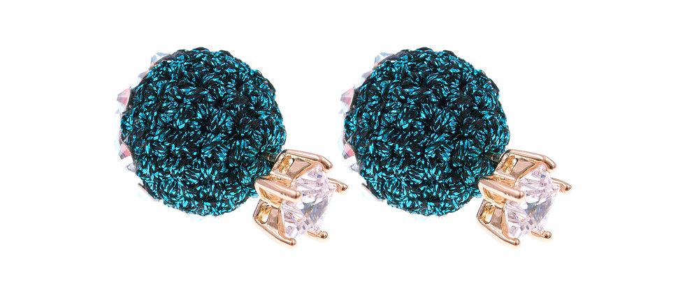 Amelie Jewelry Naomi Earrings Blue