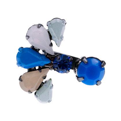 Pherenice Ring Blue