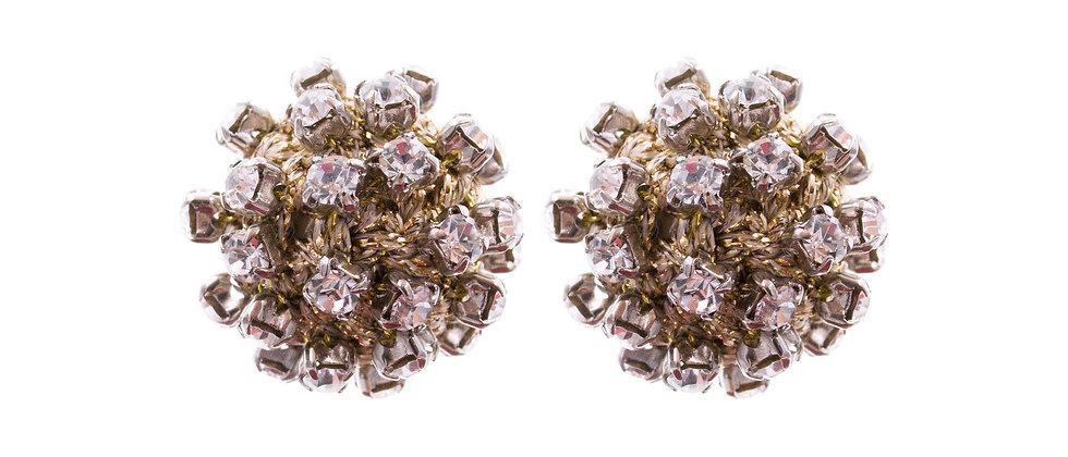 Amelie Jewelry Rebekah Earrings Gold