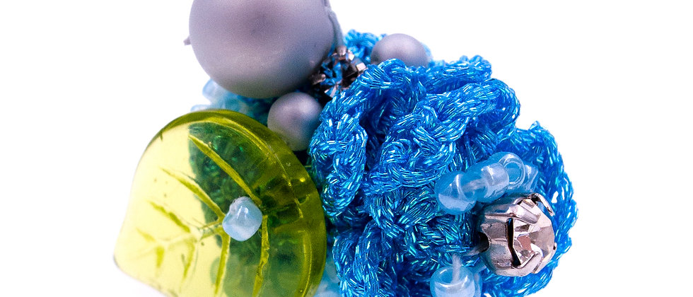 Eleanor Ring Blue