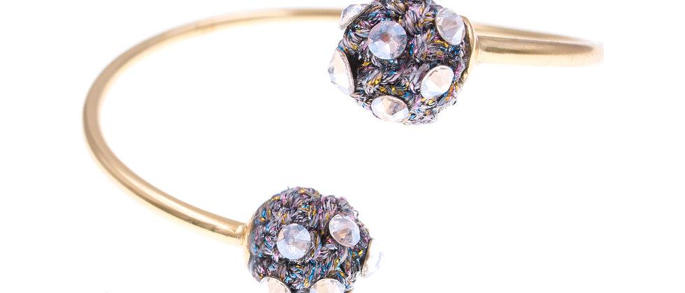 Amelie Jewelry Selah Bangle Moonlight