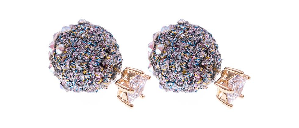 Amelie Jewelry Naomi Earrings Moonlight