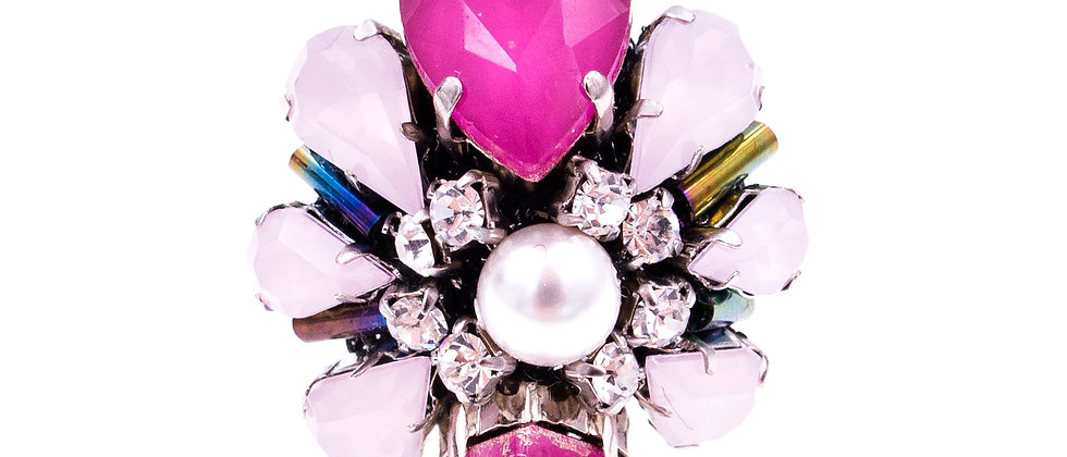 Theodora Ring Pink