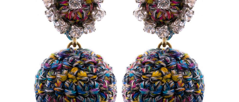 Amelie Jewelry Jael Earrings Rainbow