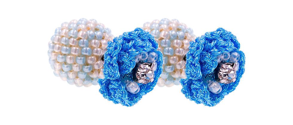 Berenice Earrings Blue