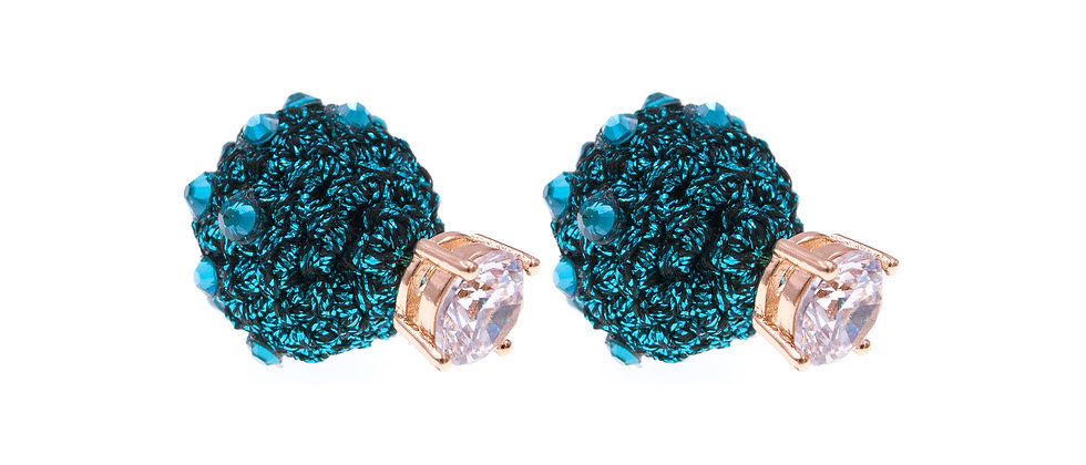 Amelie Jewelry Lilith Earrings Blue