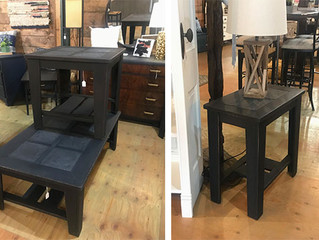 Coffeetable and End Tables