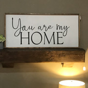 You are Home Sign