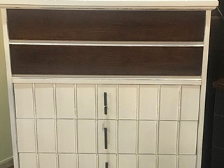 Mid Century Chest of Drawers