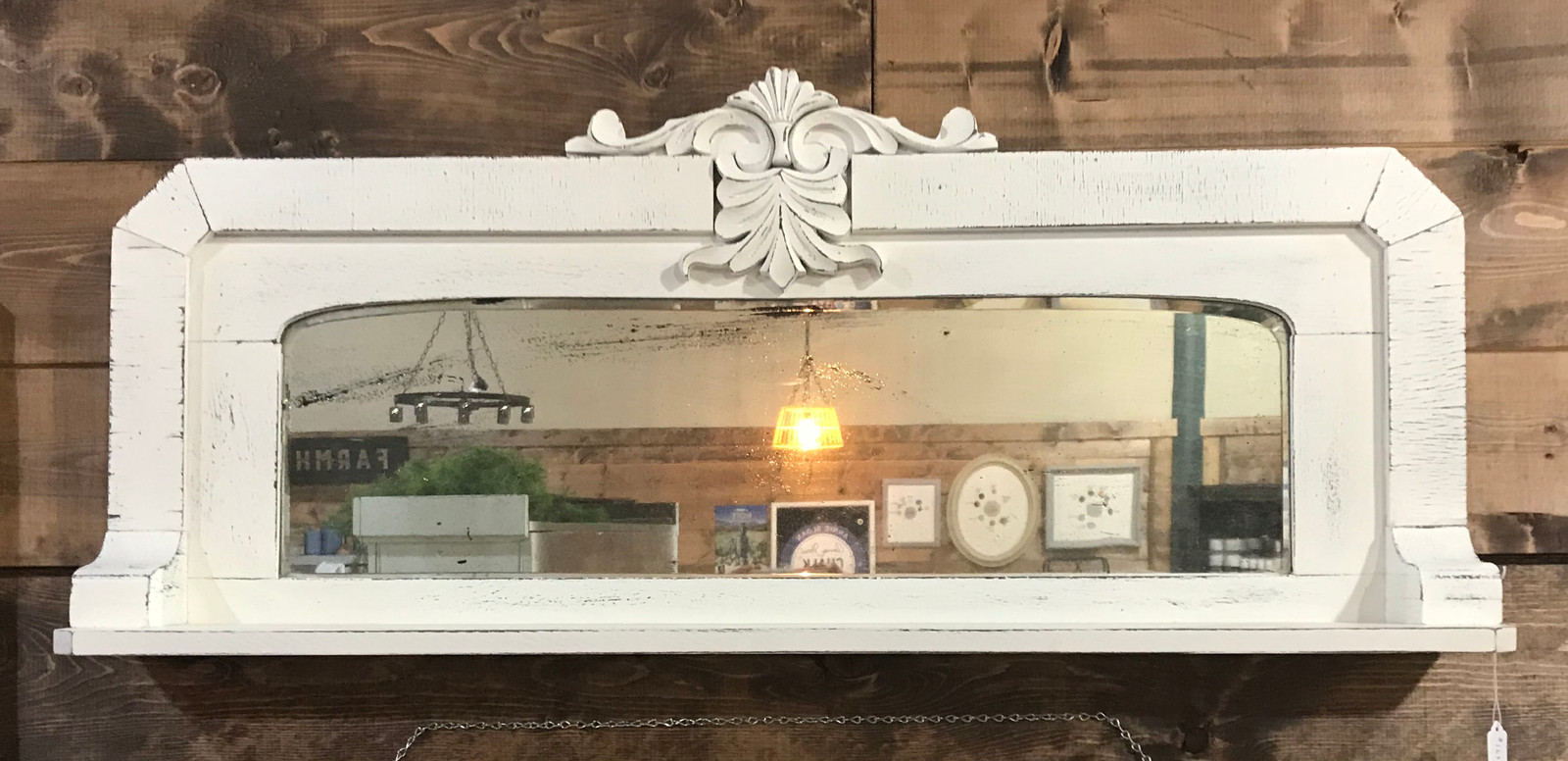 Vintage mirror | Reborn Home Furnishings Home | Luverne MN