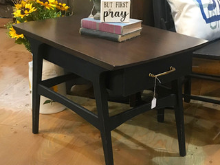MidCentury End Table
