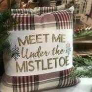 Christmas Pillow Wraps