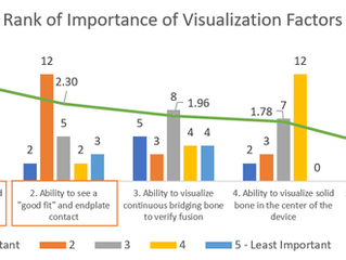Importance of visualization in new generations of interbody fusion devices