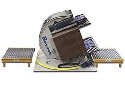 Baysek IR-6072 Invert Rotate Pile Turner