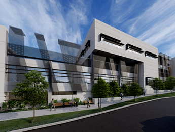 Construction commences on redevelopment of Greenslopes Energex Depot.