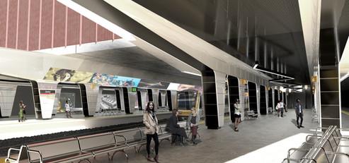 QR Central Station