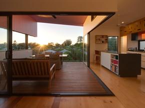 colour ply house