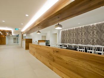 241 Adelaide Street Base Building Upgrade