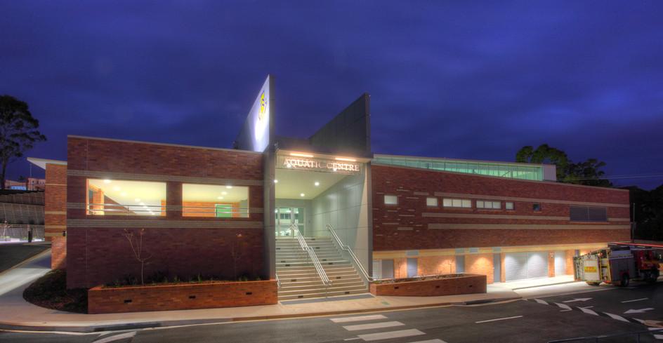 Toowoomba Grammar School Aquatic Centre