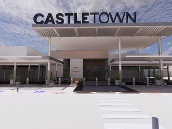 Redevelopment of Castletown Shopping Centre