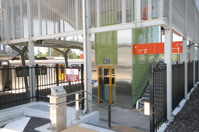 QR Grovely Station