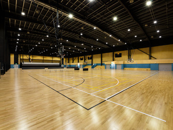 South Pine Sports Completed now complete