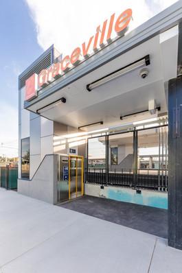 Gracevill Station