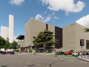 Queensland Cultural Centre: Central Energy Plant Extension