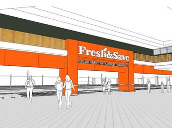 Queensland's newest Fresh&Save commences construction