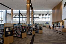 PDT Architects, Brisbane Architects, community facility design, community cafe, queensland architect, queensland architecture, library, library architecture, library design