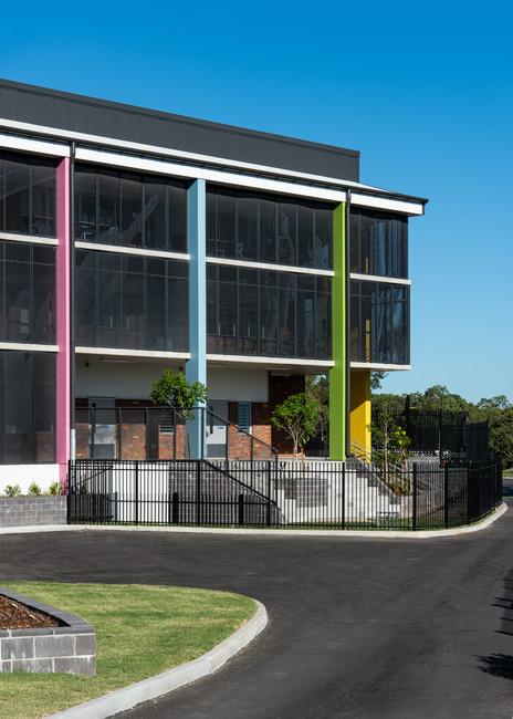 ko&co architecture, brisbane architect, queensland architect, education architect, school design, special school design