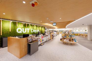 QUT Depot