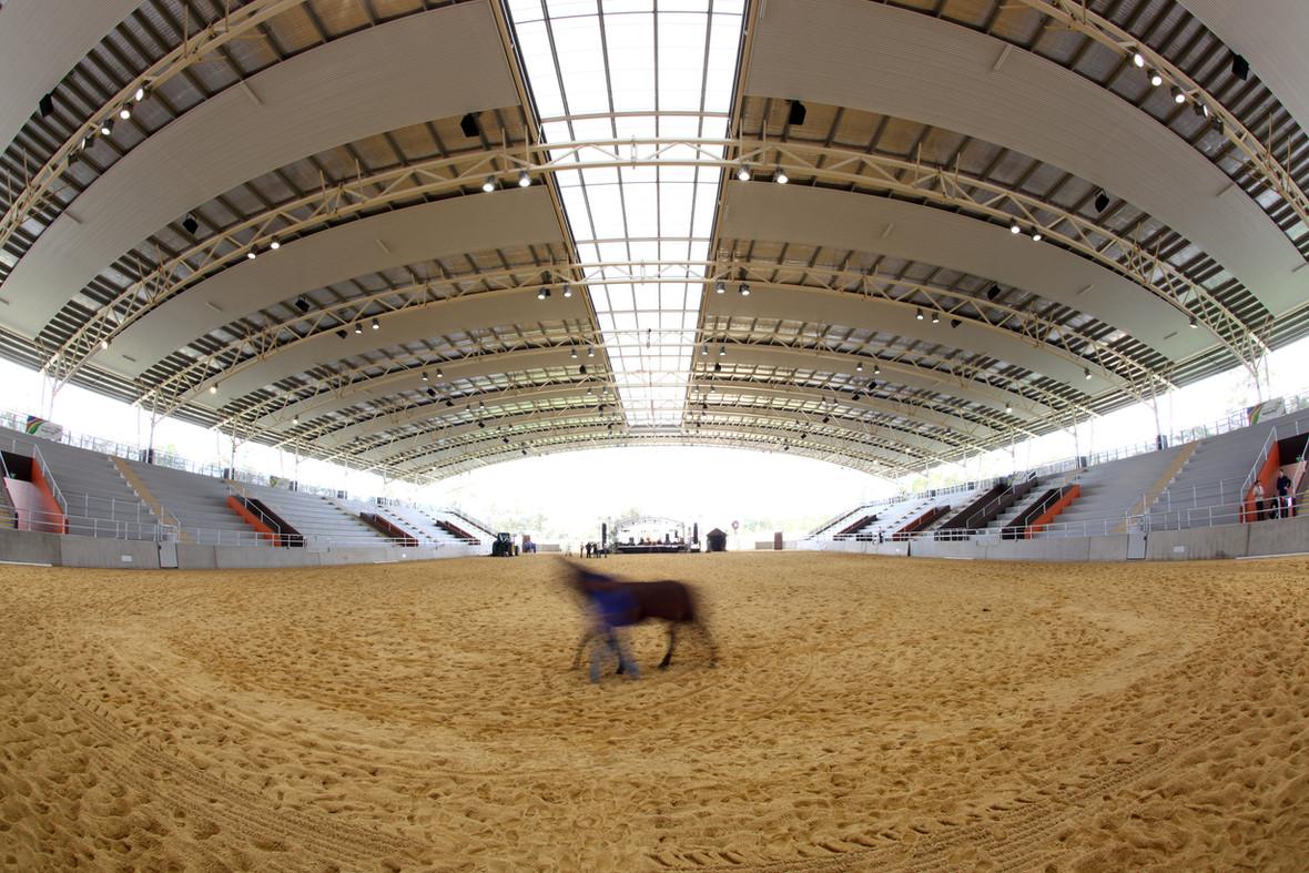 Queensland Equestrian Centre