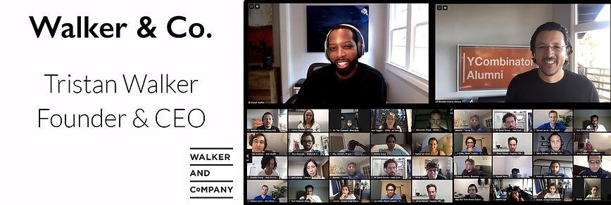 YCombinator Tristan Walker Walker and Co