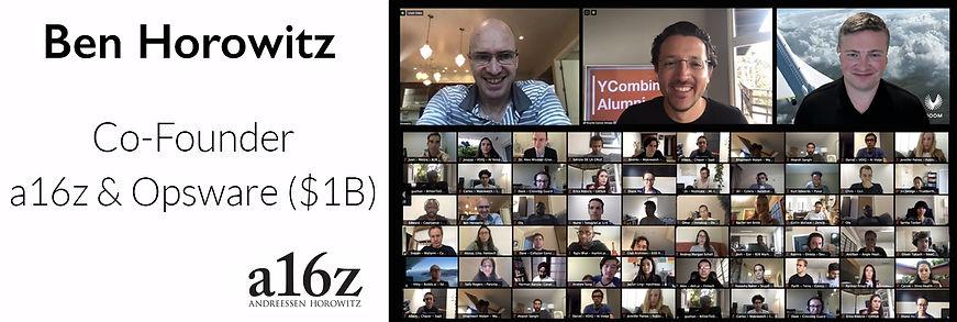 YCombinator Alumni Off-The-Record Series