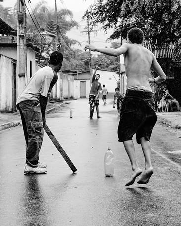 Favela Cricket