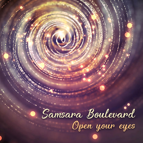 Samsara Boulevard_Open your eyes_Cover.j