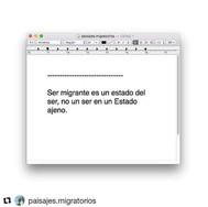 Repost @paisajes.migratorios ¡En breve,