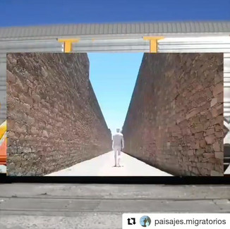 Repost @paisajes.migratorios Feliz de re